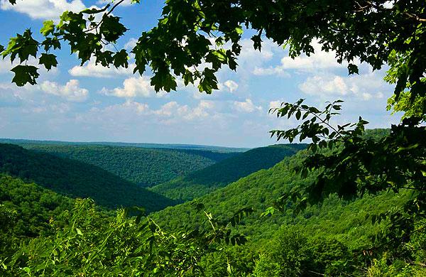 Potter County Pennsylvania Photo Gallery Potter