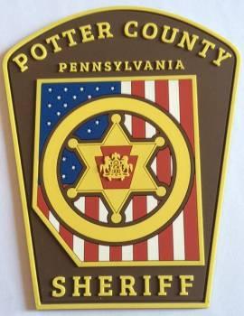 Potter County Pennsylvania    Sheriff/Jail Warden